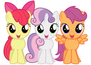 excited_cutie_mark_crusaders_by_thatguy1945-d5t31vw